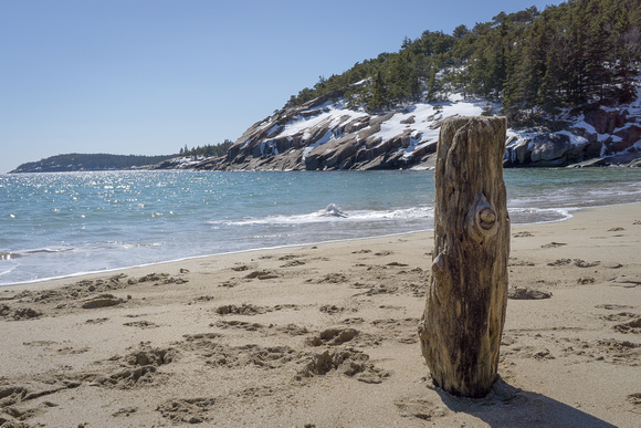 Sand Beach, Bar Harbor, Maine